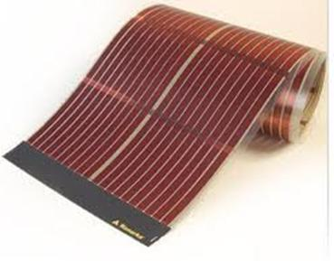 Infrared Plastic Solar Cell Reports