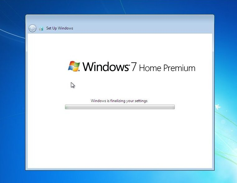 how to reinstall windows 7 in parallels