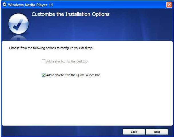 install windows media player 12 online