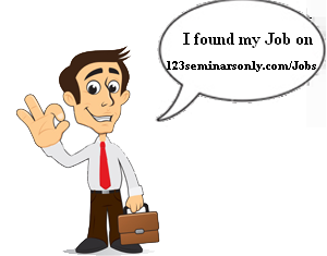 Find a new Job for you